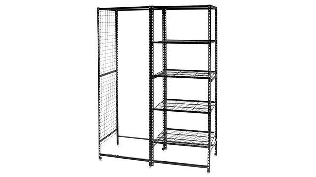 Coolroom Racks with Flat Wire Shelves