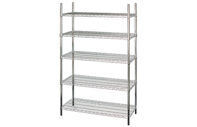 Wire Rack Five Tier