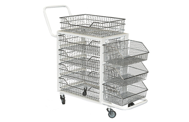 Ward Delivery Trolleys