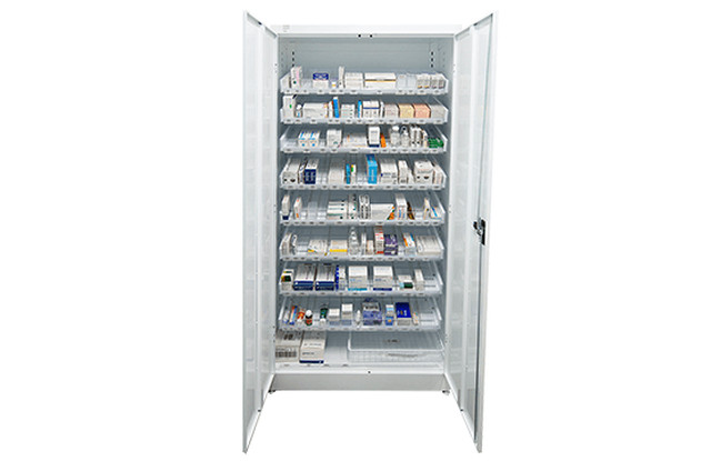 Medication Cupboard 2M-600