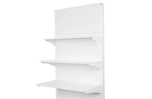 Flat and Wire Shelving
