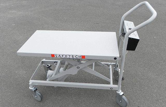 Powerlift Fluids Trolley