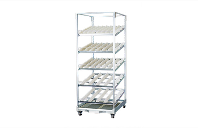 Milk Flow Trolley